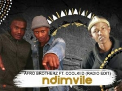 Afro Brotherz - Ndimvule ft. Coolkiid
